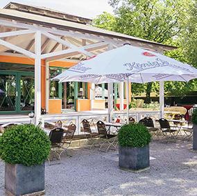 SeeRestaurant Bollendorf am Herthasee