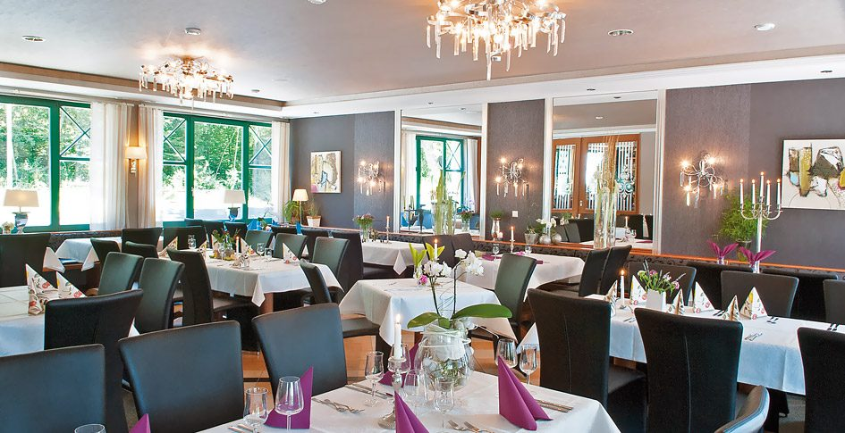 Saal SeeRestaurant Bollendorf